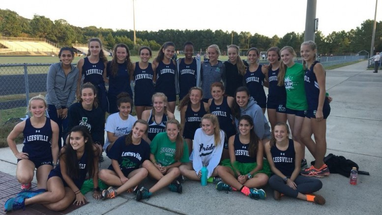 Leesville has a long list of student athletes who fill up team rosters, Cross Country is a fall sport that has a guys tem and a girls team. XC demands a lot from a student athlete's body, so it is recommended to follow the tips below. (Photo Courtesy of McKenna Daley)