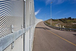 During his campaign, Trump said that he was going to build a wall along the United States' southern border and make Mexico pay for it. Pictured here is a portion of the already existing border fence dividing the two countries near San Diego. (Photo used with permission of Josh Denmark)