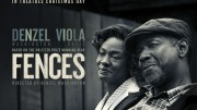Fences stars Denzel Washington playing the role of Troy Maxson and Viola Davis as Troy's wife Rose Maxson. The newly released movie was adapted from it's original form-- a play by August Wilson. Photo credit to fencesmovie.com