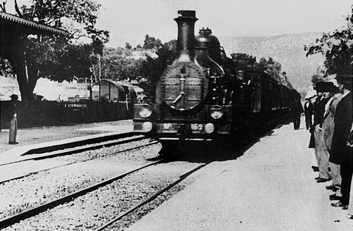 Above is a clip from one of the world's first films, Arrival of a Train at La Ciotat. This film set a precedent in the film industry that has grown to what it is today.