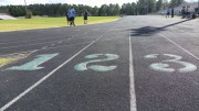 Leesville's outdoor track team started off their season February 23. With a whole season ahead, the teams are ready to work hard in order to meet their goals this season.
