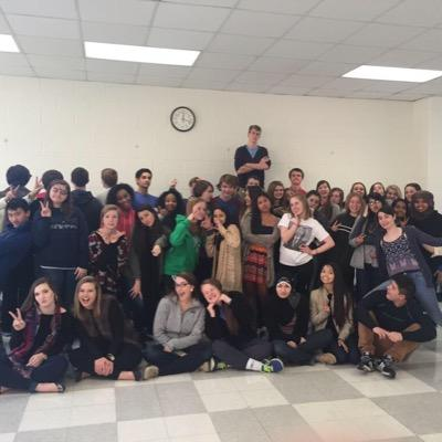 Spanish National Honors Society, also known as SNHS, is a community of students that come together to celebrate their love of Spanish language and culture. SNHS meets at least once a month to discuss service opportunities and to eat a variety of Hispanic food.  (Photo Courtesy of Twitter)