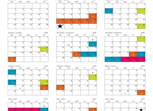 Wcpss 2019 Calendar A fall break could be beneficial to students and teachers   The