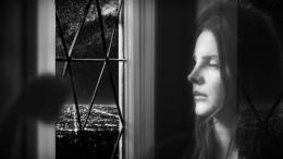 Lana Del Rey released a cryptic video explaining her reasoning to her upcoming album: Lust for Life. The video is full of messages, hints and references to what could be in the new album. (Screenshot courtesy of Maddy Leen)