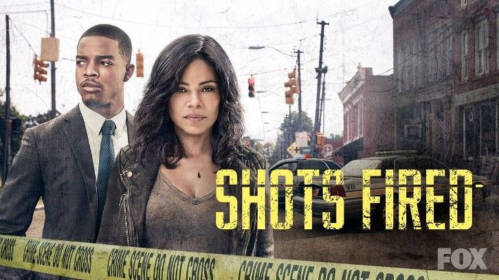 The television show, Shots Fired,  was released this year, March 22. It's an explosive, yet chilling series, that is full of mind boggling events.