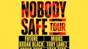 From May 4-June 30,  Future, Migos, ASAP Ferg, and more are expected to host 30 concerts around the nation. Raleigh was the seventh on their tour. (Photo Courtesy of Live Nation)