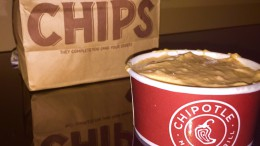 Chipotle's queso was released around the country after much anticipation. Chipotle's queso has been widely criticized for its taste and texture. (Photo Courtesy of Jonathan Spear)