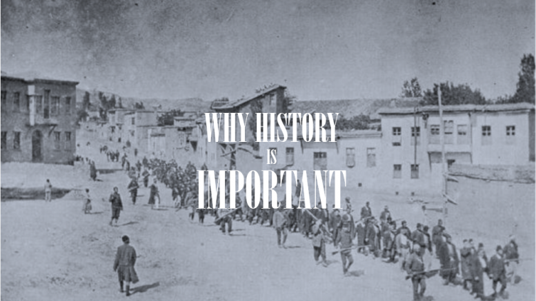 Many students complain about learning history, saying it's boring in unimportant. Contrary to that belief, history is one of the most important things you could possibly learn.