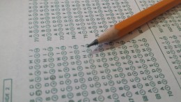 Like  majority of standardized tests, both the PSAT and the Pre-ACT tests are in multiple choice form, with the exception of certain math questions on the PSAT. (Photo used by permission of pixabay)
