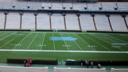 "Last month, the NCAA issued a final ruling on the academic-athletic scandal involving the University of North Carolina Chapel Hill, saying that no academic violations were committed at the school. UNC faced allegations that so-called ""paper classes"" were offered to student-athletes as a way to help them maintain their eligibility. (Photo courtesy of Isabella Parsons)"