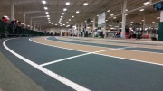 The Wake Country Invitational #2 was held at the JDL Fast track in Winston-Salem. The meet consisted of sixteen different schools from all over the county.  (Photo used with permission from Hannah Comeskey)
