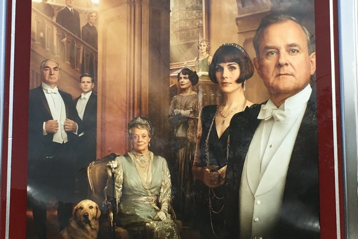 Drama at Downton: Behind the Big Picture