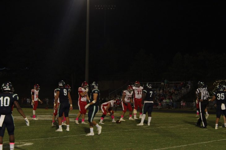 Defense, Doss and Moore Lead The Pride Over Sanderson