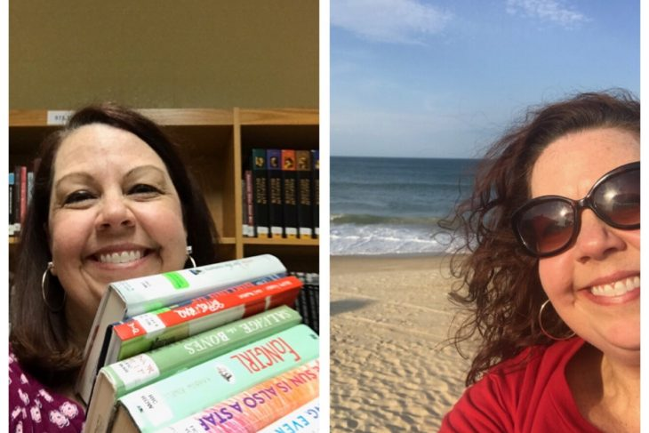 Erica Knightstep: the story behind this book lover