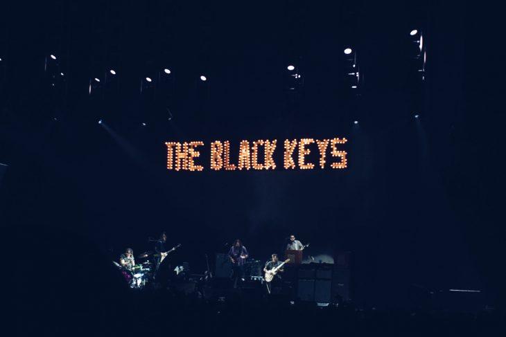 The Black Keys: Let's Rock Tour- Raleigh