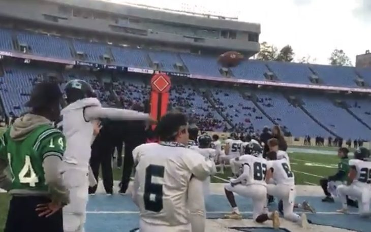 Leesville Road goes down hard in first State Championship appearance