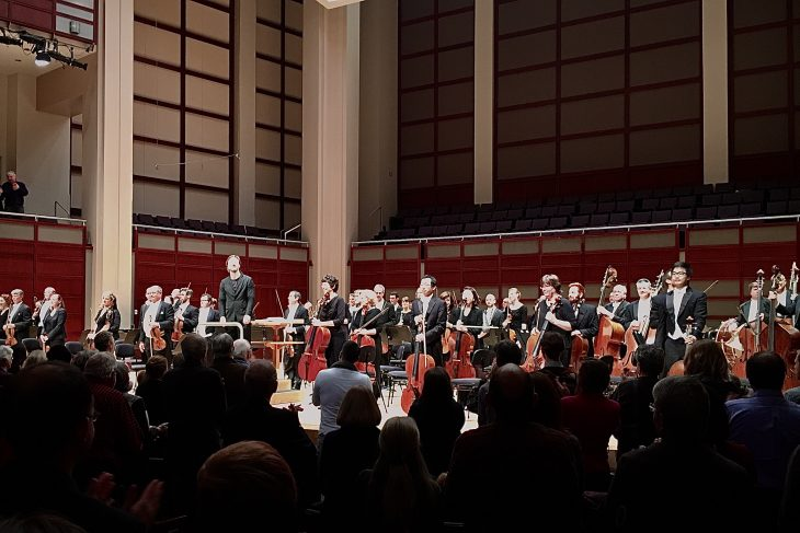 The North Carolina Symphony: Sharing music with North Carolina