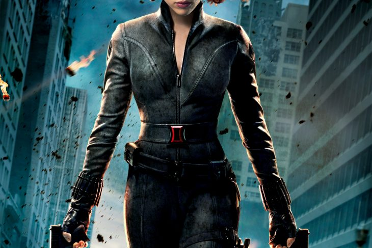 The wait is on for Marvel's 'Black Widow'