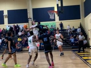 Leesville Basketball falls short against South Granville in Phenom Hoops Report