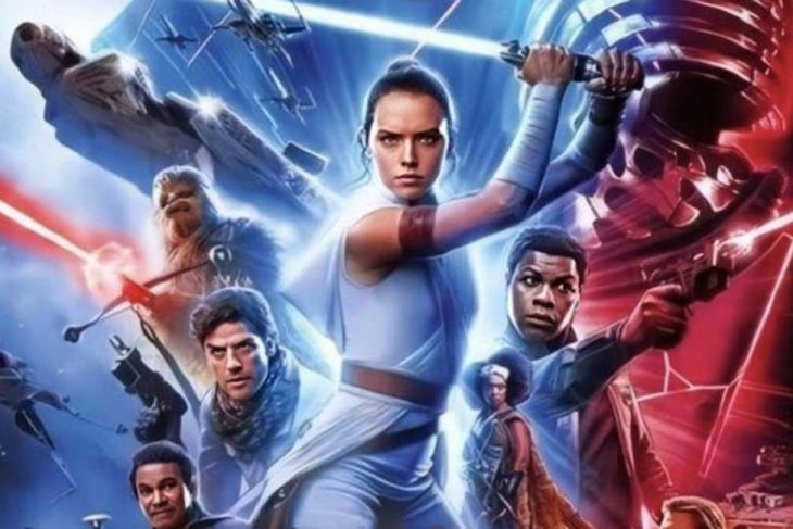Star Wars: The Rise of Skywalker– It's a Star Wars Movie, I Guess