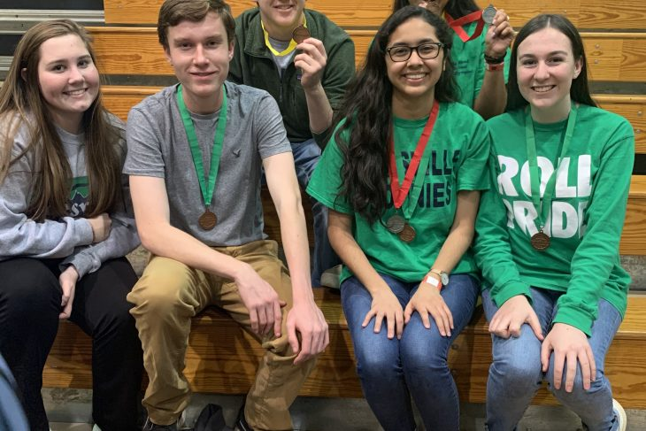 Inside the Science Olympiad Competition