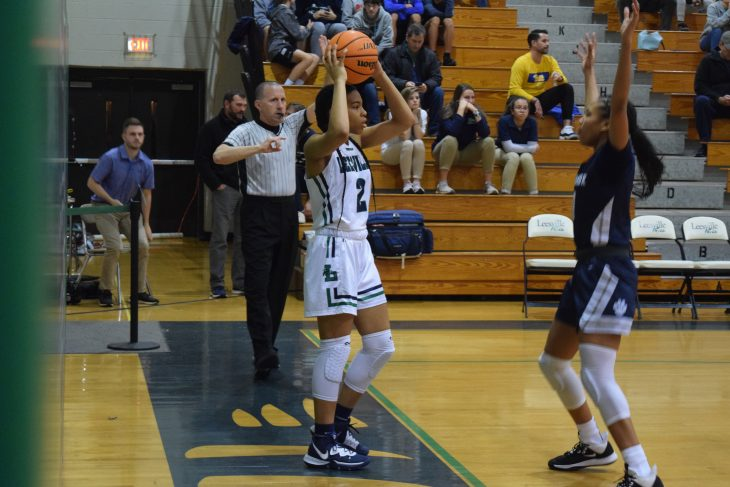 Leesville v. Millbrook women's basketball