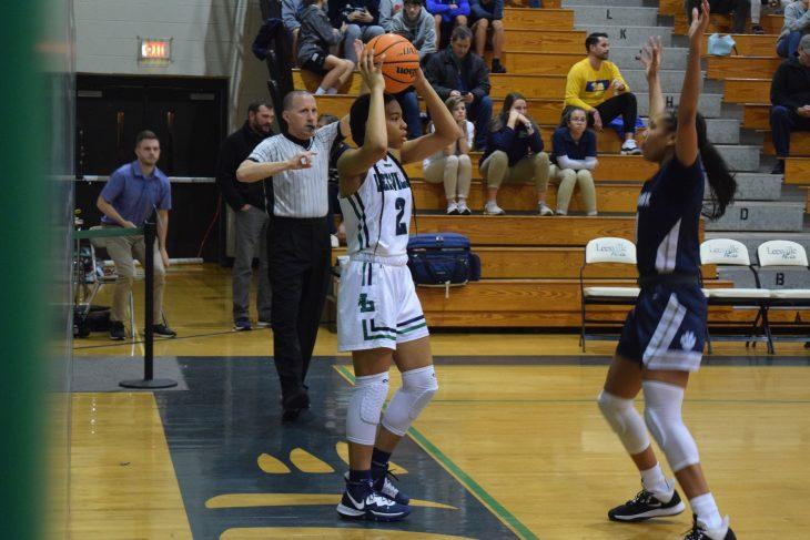 Leesville v. Millbrook women's basketball