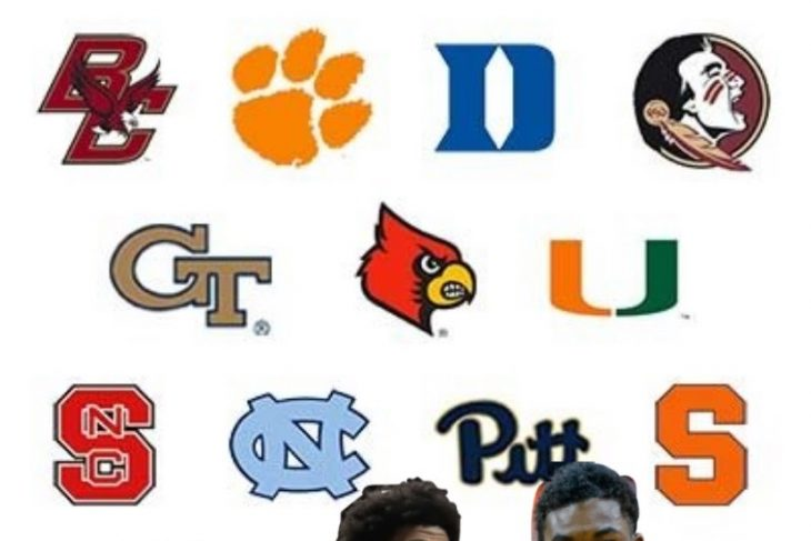 The Divided Triangle of College Basketball