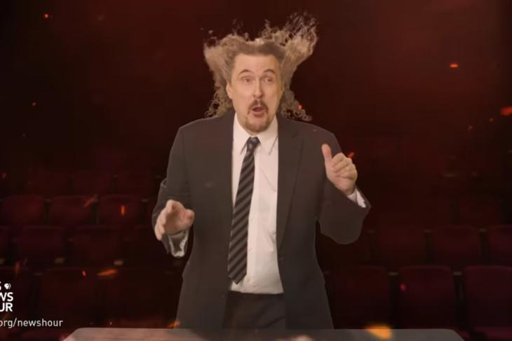"""""""Weird Al"""" Yankovic Makes Fun of Presidential Debate in New Video"""