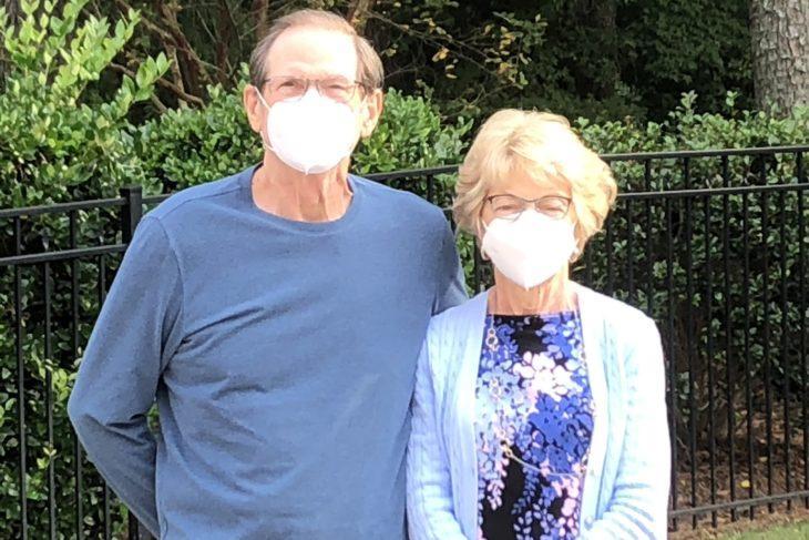 Local Seniors Cope With Covid-19