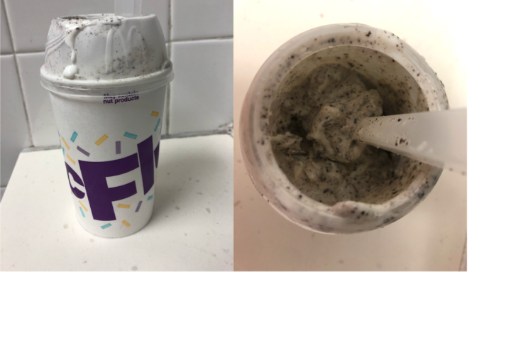 I Tried All Of McDonald's Mcflurries So That You Don't Have To
