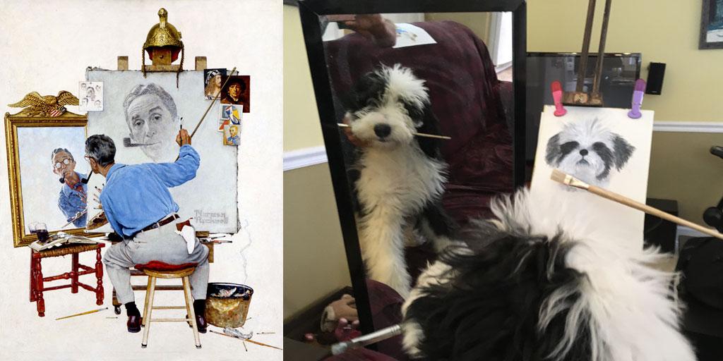 Paintingdog