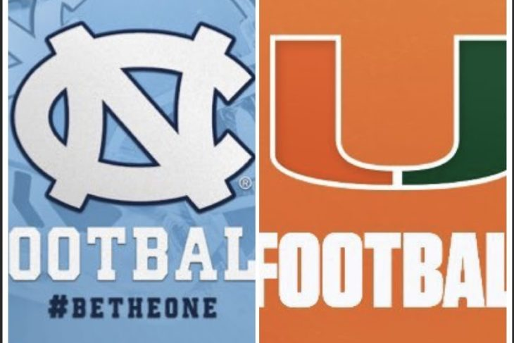 UNC dominates Miami in a Top 25 Matchup