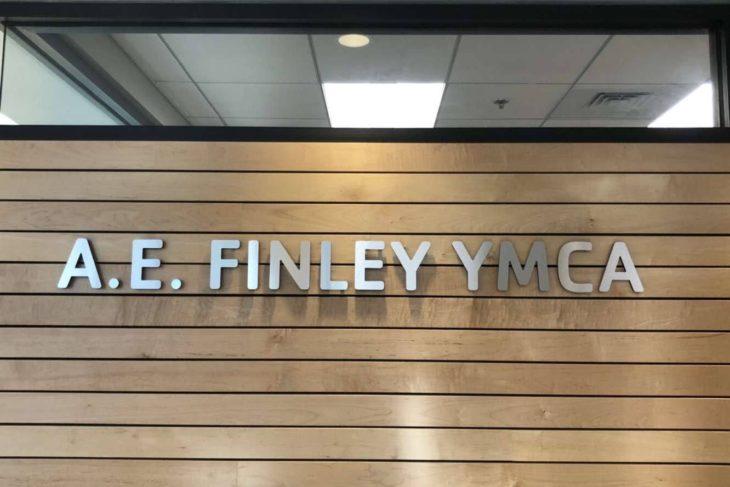 Volunteering at the YMCA