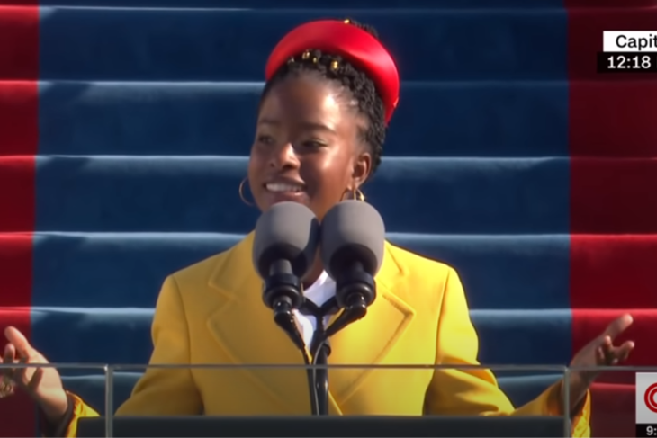 "Amanda Gorman's Poem ""The Hill We Climb"" Stole the Show at the Inauguration"