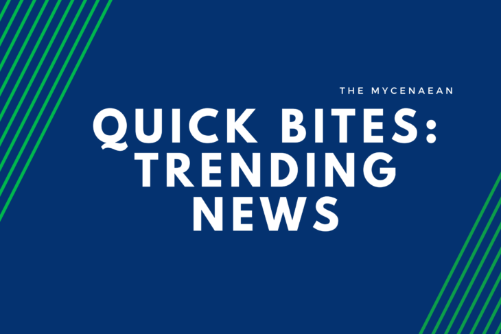 Quick Bites: The Internet's Latest News