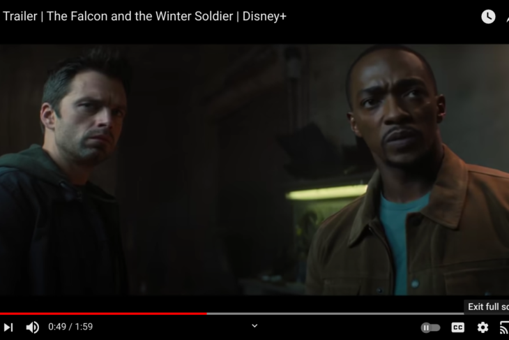 A Summary and First Take of The Falcon and The Winter Soldier