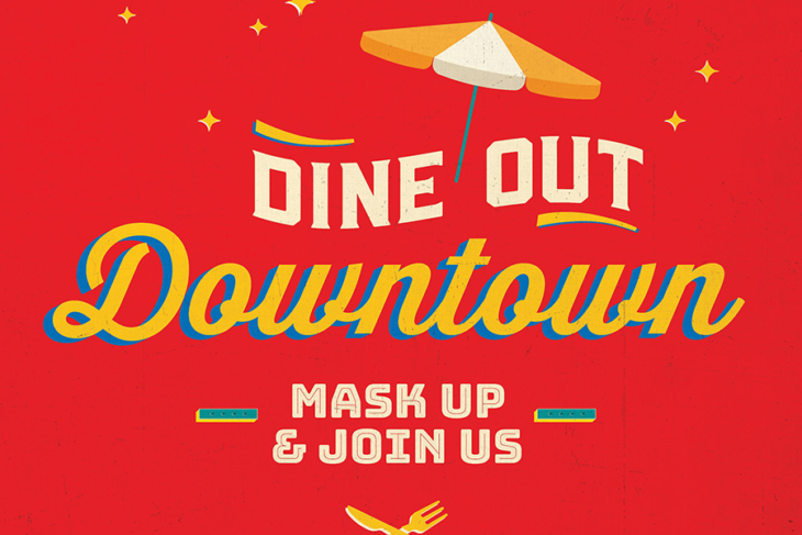 Dine Out Downtown in Downtown Raleigh
