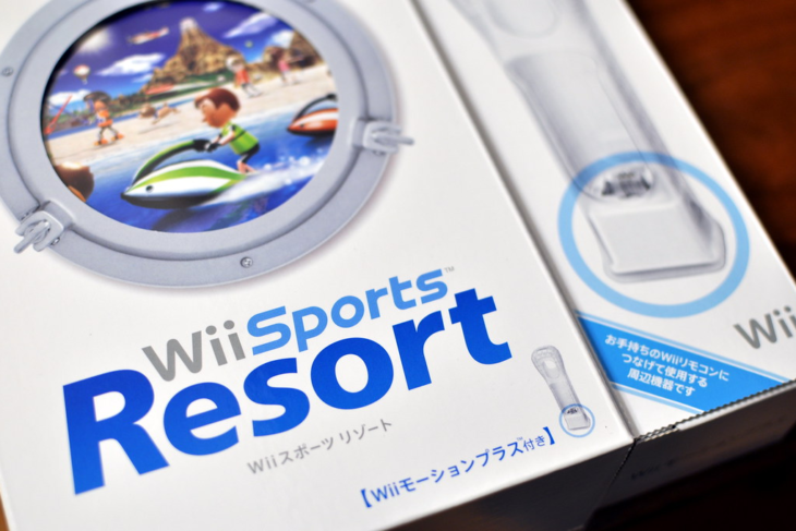 Old Game Review: Wii Sports Resort