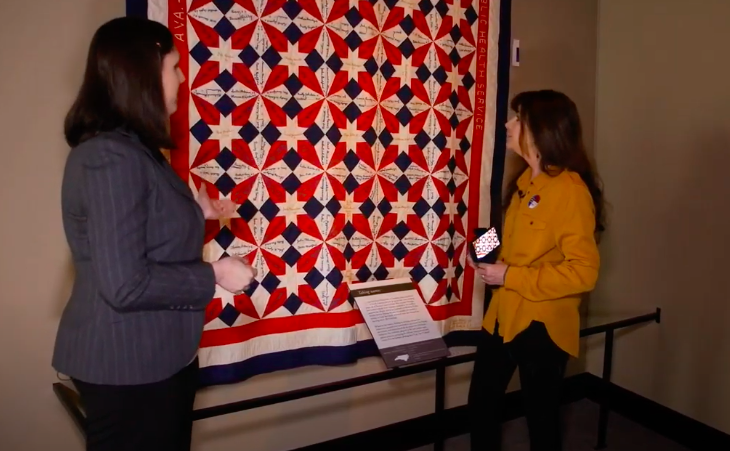 History Behind the Quilts – North Carolina Museum of History Virtual Exhibit
