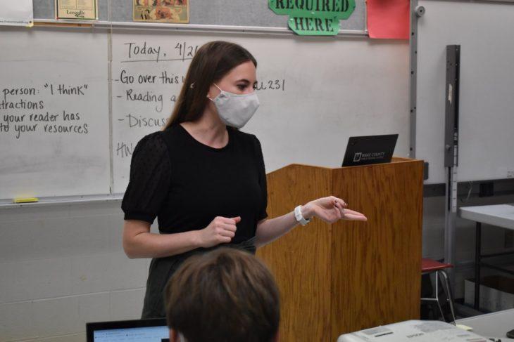 Teacher Spotlight: Hannah Snell