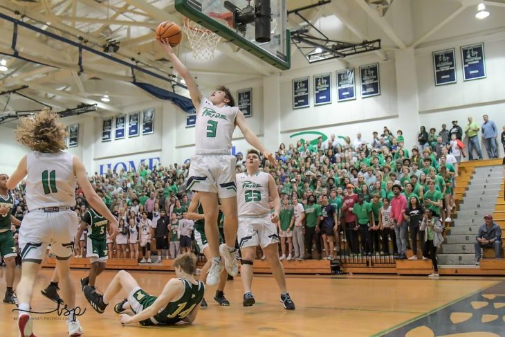 A Look Inside Chase Hakerem's Basketball Career