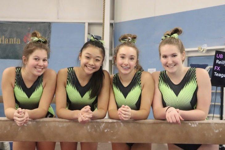 Leesville's Gymnastics Season