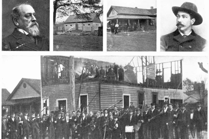When a Coup D'état Overthrew Wilmington